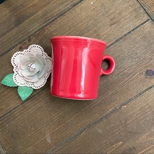 Fiesta Mug Scarlet HCL USA Coffee Mug
